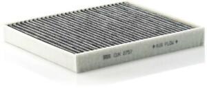 Mann-filter Cabin Air Filter CUK2757 fits HOLDEN ASTRA TS 1.8 i 2.2 i