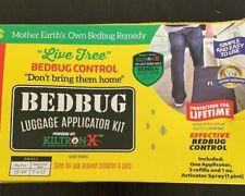 "KiltronX Bedbug Control Luggage Applicator Kit Children/Pet Safe Small 7"" x 12"""