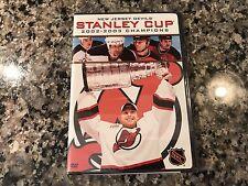 Stanley Cup New Sealed DVD! 2003 Miracle Goon Slap Shot Breakaway Pond Hockey
