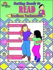 Getting Ready to Read : Readiness Fundamentals by Joy Evans and Jo Ellen...