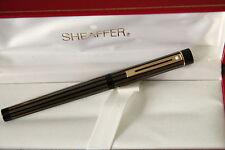 Sheaffer Targa Regency  fountain pen 675 Brass Laquer -  near mint condition