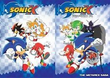 Sonic X Complete Season 1 2 3 DVD Set Series TV Show Collection All 78 Episodes