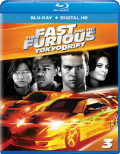 The Fast And The Furious: Tokyo Drift [New Blu-ray] Digitally Mastered In Hd