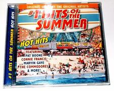 #1 Hits Of The Summer Hot Hits Original Artists CD Near Mint Unplayed