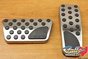 2009-2020 Dodge Challenger Charger Chrysler 300 Gas & Brake Pedal Kit Mopar OEM