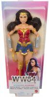 DC Wonder Woman 1984 Movie Wonder Woman Doll [Battle-Ready] WW84 !!