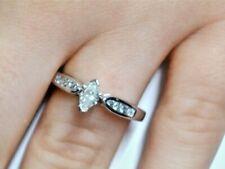 Platinum Marquise Ring 1722
