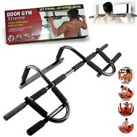 Doorwey Gym Bar Chin Up Pull Up Sit Up Exercise Iron Man Bar Home Fitness Bar