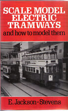 Scale Model Electric Tramways & How to Model Them layout track wiring controls +