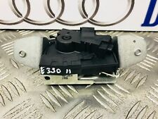 MERCEDES E350 SPORT (W212) 3.0 CDI 2011 TAILGATE BOOT LOCK CATCH A2047400435