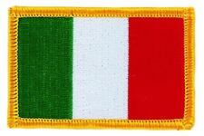 Patch écusson brodé Drapeau ITALIE italien italia FLAG Thermocollant  Blason