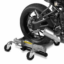 Moto maniobras! eh Aprilia Shiver 750 Park ayuda