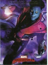 Marvel Masterpieces 2007 Base Card #63 Nightcrawler