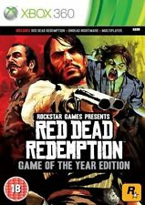 Action/Adventure Red Dead Redemption Microsoft Xbox 360 Video Games