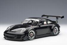 AUTOart 81071 Porsche 911 (997) Gt3 R 2010 Plain Body Version schwarz