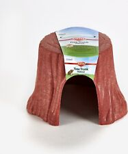 New listing Animal Kaytee Natural Tree Trunk Hideout, Hide-A-Away (Small, Brand New)