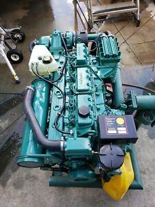 VOLVO PENTA AD TAMD 41P-A NUT & BOLT REBUILT DIESEL ENGINE