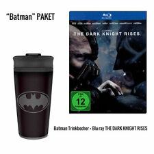 Batman - The Dark Knight Rises + Thermo Trinkbecher (NEU)