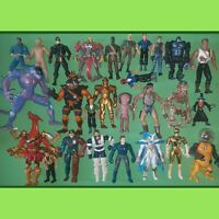 New & Vintage Action Figures Lot DC & Marvel Super Heroes Wholesale Movie Toys