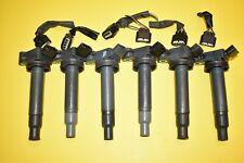 99 00 01 02 03 Lexus ES300 Ignition Coil SET 3.0L V6 OEM