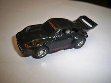 Tyco 935 Black  Porsche slot car unused Slot Car Mint Cool Rare