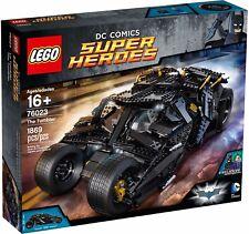 LEGO 76023 il Tumbler Nuovo di Zecca