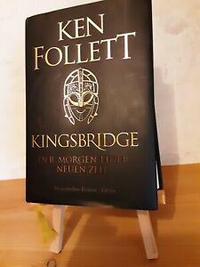 Ken Follett Kingsbridge  Der Morgen einer neuen Zeit Gebunden
