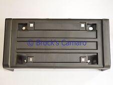 88-98GMC TRUCK C1500 C2500 C3500 SUBURBAN FRONT LICENSE TAG PLATE BRACKET HOLDER