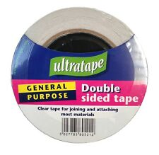 Ultratape - Propósito General Cinta De Doble Cara - 50mm x 33M