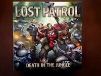 Warhammer 40k Lost Patrol Board Game - Complete in Box