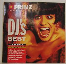 """PRINZ DJ´S BEST 12 GERMAN DANCEFLOOR CLASSICS 12"""" LP (g816)"""