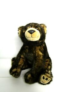 """Animal Alley Grizzly Bear Cub Plush Stuffed Animal Toys R Us With Claws 16"""""""