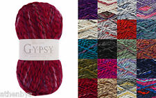 King Cole Gypsy Super Chunky Knitting Wool 100g