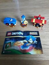 LEGO DIMENSIONS 71244 SONIC THE HEDGEHOG LEVEL PACK
