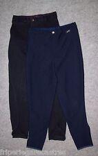 LOT de 2 Pantalons d'Equitation FOUGANZA / GO SPORT, Taille 12 ans --- (LPE_133)
