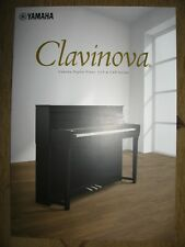 Yamaha Clavinova Digital Piano CLP & CVP Series catalog