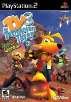 Ty The Tasmanian Tiger 3: Night of the Quinkan - Video Game - VERY GOOD