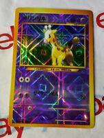 Vintage90s RARE Girafarig Gen2 NEO Set STICKER Pokemon Vending Machine HOLO Card