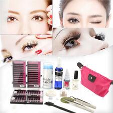 15in1 Lash Starter Kit Semi Permanent Makeup Individual Eyelash Extension C Curl