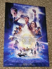 Ready Player One 11.5x17 Promo Movie POSTER