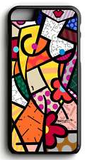 ROMERO BRITTO COLOR ART #2 Phone Case For Iphone | Samsung | LG | Pixel 3