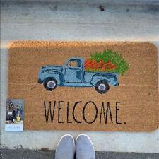 NWT RAE DUNN Welcome Doormat 20x30