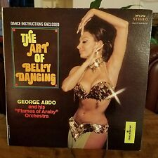 THE ART OF BELLY DANCING●MONITOR●c1973●N/M CONDITION●WITH INSTRUCTIONS●ORIGINAL