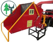 Häcksler H18 Holzhäcksler Buschhacker mit Zapfwellenantrieb Traktor
