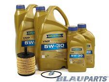 VW Touareg Oil Change Kit - 2006-08 - 5.0L TDI Diesel - 5w30 VW 507 00
