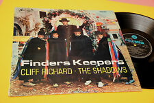 SHADOWS LP FINDERS KEEPERS ORIG UK 1966 LAMINATED COVER !!!!!!!!!!!