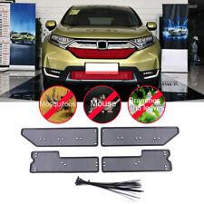 For Honda CR-V CRV 2017-2020 Car Insect Screening Mesh Front Grille Insert Net