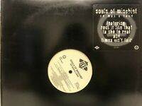 Souls of  Mischief No Man's Land EP Jive Promo