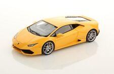 Lamborghini Huracan LP610-4 Jaune midas métallisé 2014 1/43 Looksmart