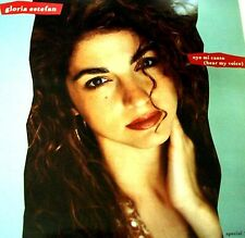"12"" - GLORIA ESTEFAN - OYE MI CANTO + CONGA (SPANISH ISSUE 1989) NEW LISTEN*OYE"